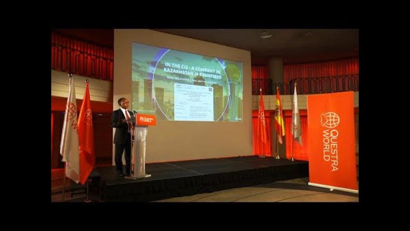Запись официальной онлайн конференции от Президентов компаний Questra World Agam - 14.06.2017
