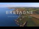 Bretagne France in 4K Drone video