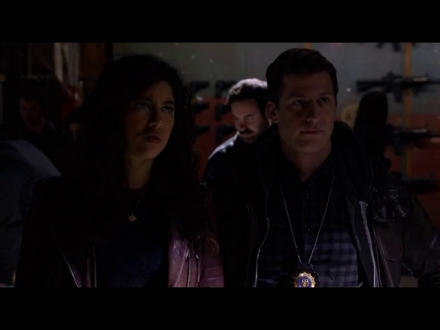 Бруклин 9-9 / Brooklyn Nine-Nine 4 сезон 21 серия | NewStudio [ vk.com/StarF1lms ]