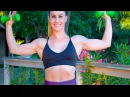 Arms Workout - Shoulder Workout with Weights - Blast back Arm Fat