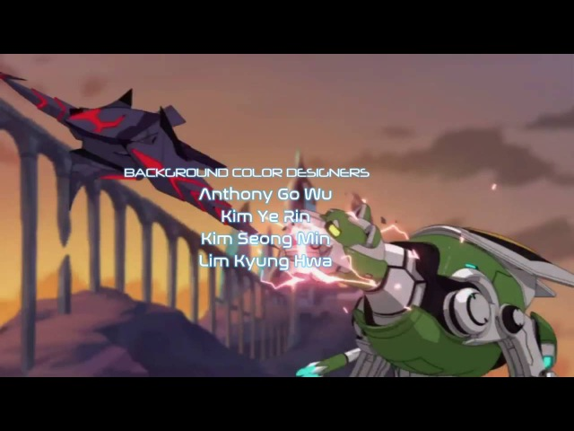 Alternative Voltron Opening Re Re