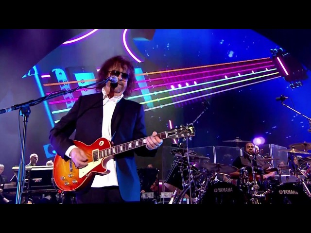 JEFF LYNNES ELECTRIC LIGHT ORCHESTRA- Live at Hyde Park 2014 014 Rock N Roll Is King