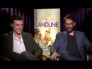 Jay Duplass and Finn Wittrock discuss the 1990s and Landline
