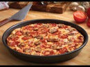 Пицца на сковороде Пицца за 5 минут без выпечки