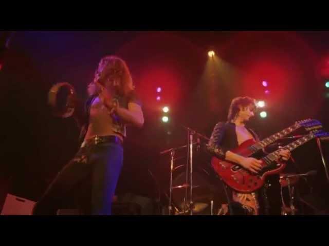 Led Zeppelin Stairway to Heaven Live (HD) - Песня тысячелетия