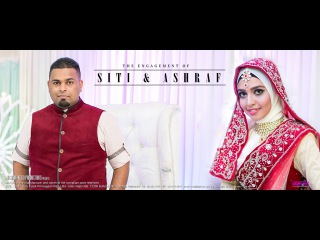 Indian Muslim Engagement Highlight | Siti & Ashraf @ Lot 33 by Digimax Video Productions