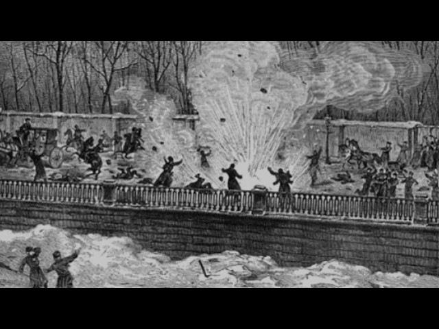 Народовольцы (рассказывает историк Андрей Левандовский)