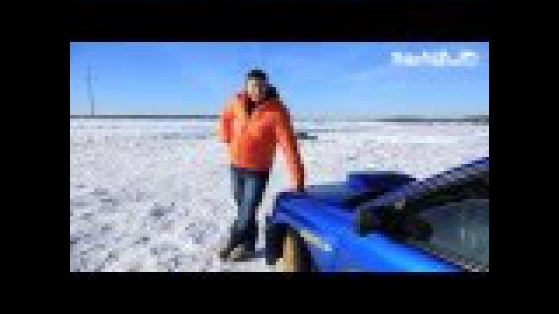 Рыбакин Рулит — Subaru Impreza WRX STI.