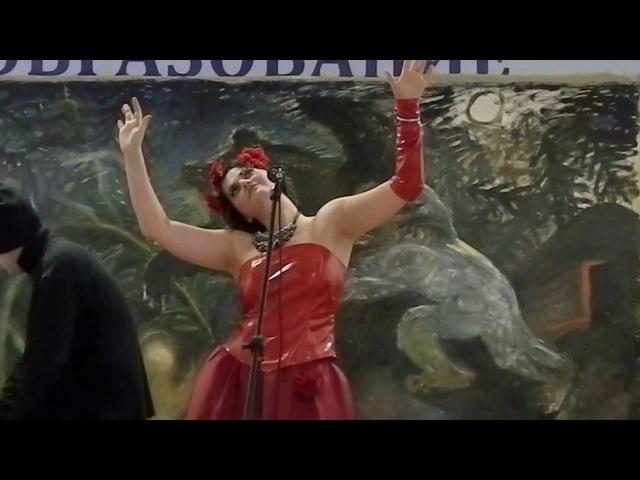 Polina Vino Kazak live at Strelna