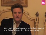 Colin Firth Class Act in 'A Single Man'French Subtitles