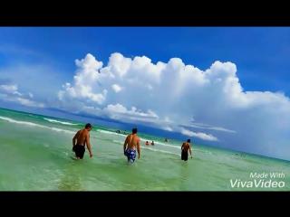 State florida, pensacola beach