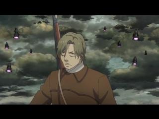 Youjo Senki 8 серия русская озвучка IIIaurma & Arihara / Военная хроника маленькой девочки 08