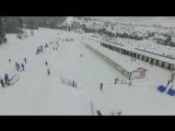 Первенство по лыжным гонкам среди юношей и девушек в рамках проекта на «Лыжи!» - анонс