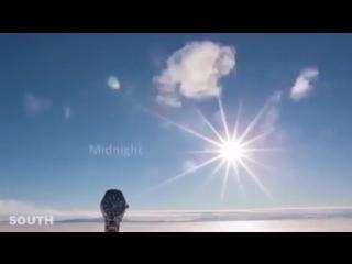 День Зимнего Солнцестояния. Антакрдида.