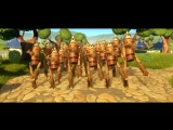 Урфин Джюс и его деревянные солдаты 2016 трейлер   Мультфильм 1