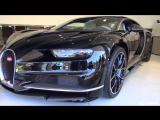 Bugatti Chiron в Монако