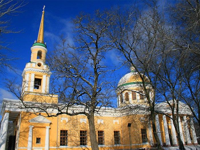 Спасо-Преображенский кафедральный собор. Фотограф Олег Решетняк