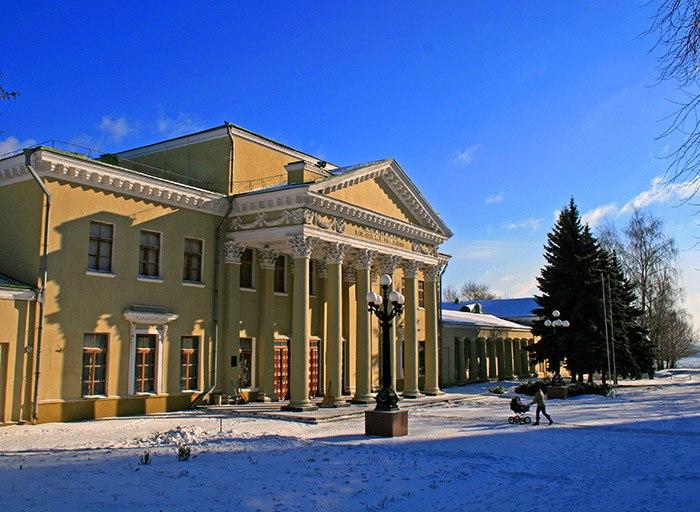 Потёмкинский дворец в 21 веке. Фотограф Олег Решетняк