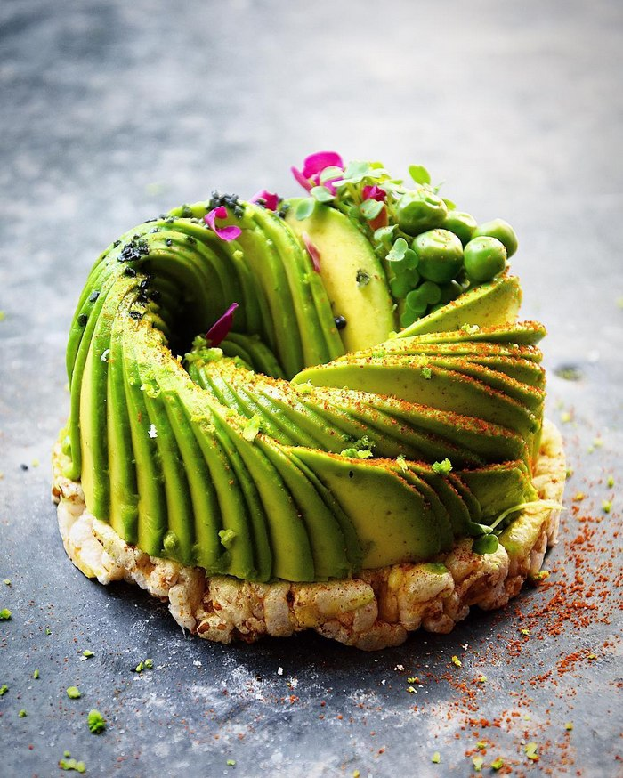 авокадо и потеря веса