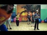 1 Видео урок -- Хип-Хоп УлИчНые ТанЦы для ДеТей 6-12 лет 720 связка с урока обучалка