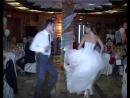 Свадебный танец Вначале медленная частькоторая переходит в стиляг (песня Я люблю буги вуги)