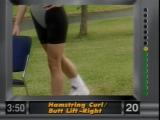Идеальная тренировка за восемь минут - ноги