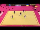 Скажите им, что они прекрасны ❤ Наши грациозные украиночки. Болеем!!!