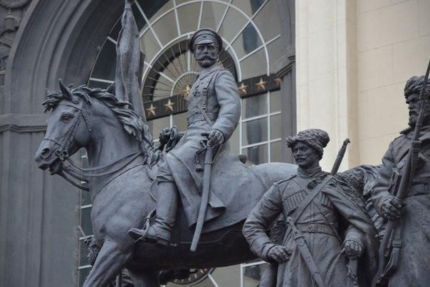 Император Николай II - Главнокомандующий русской армией