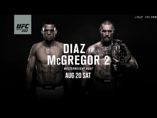 UFC 202 | McGregor vs Diaz 2 Promo | We Have Returned | by Lasha Shonia