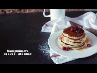 Американские панкейки _ American pancakes Рецепты ●Bon Appetit