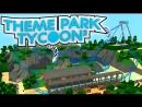ROBLOX theme park tycoon на руском