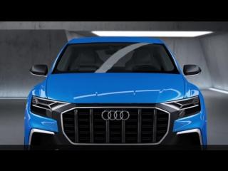 AUDI Q8 Обзор и Впечатления _ Авто Тест Драйв 2017