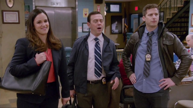 Бруклин 9-9 ¦ Brooklyn Nine-Nine 4x19 Your Honor _ 4x20 The Slaughterhouse Promo (HD)