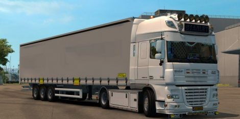 DAF XF 105 by Stanley v 1.6 Fixed