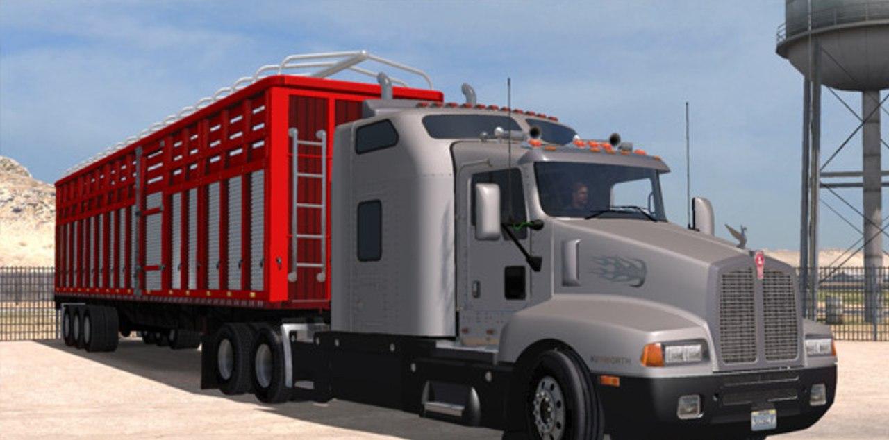 Kenworth T600 Truck