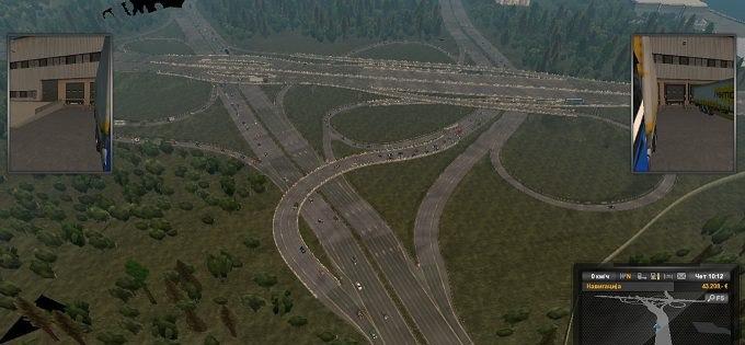 Реалистичные Российские Автомобильные Дороги