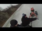 Мотоблоком по льоду YDXJ1192