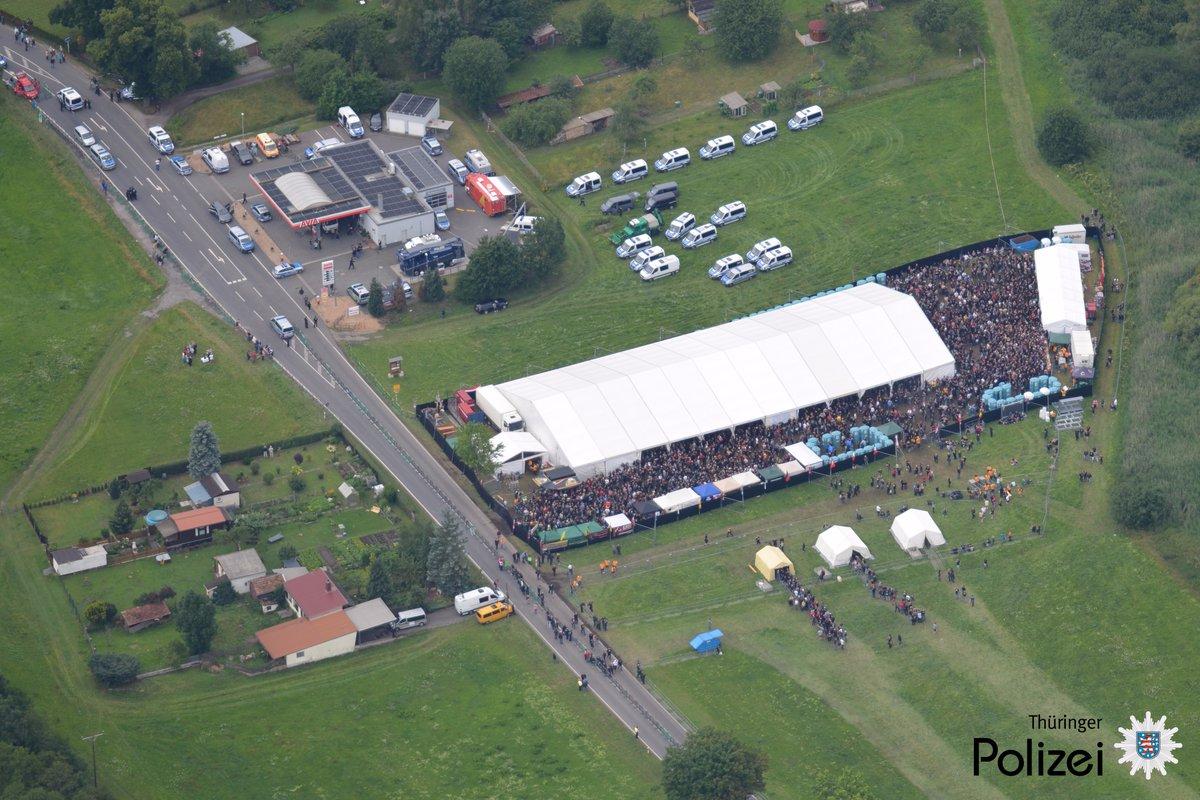 В Германии состоялся большой фестиваль правой рок-музыки