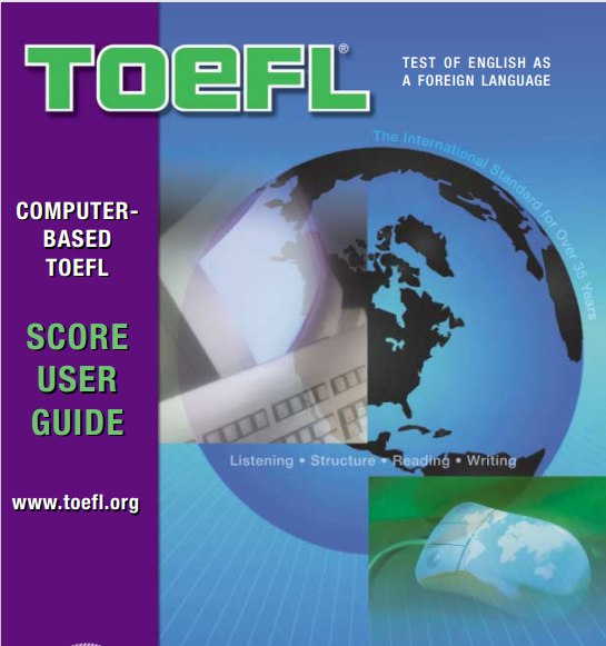 Computer-Based TOEFL Score User Guide