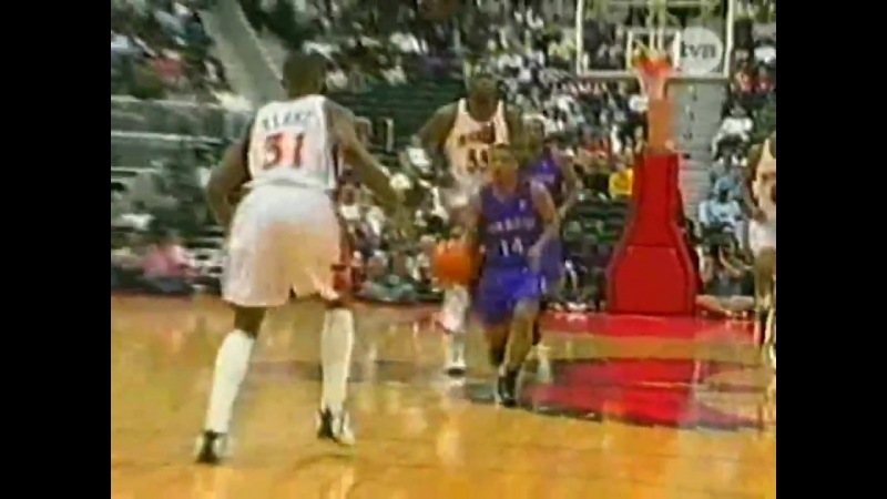 2000 nba action (top 10 and highlights)