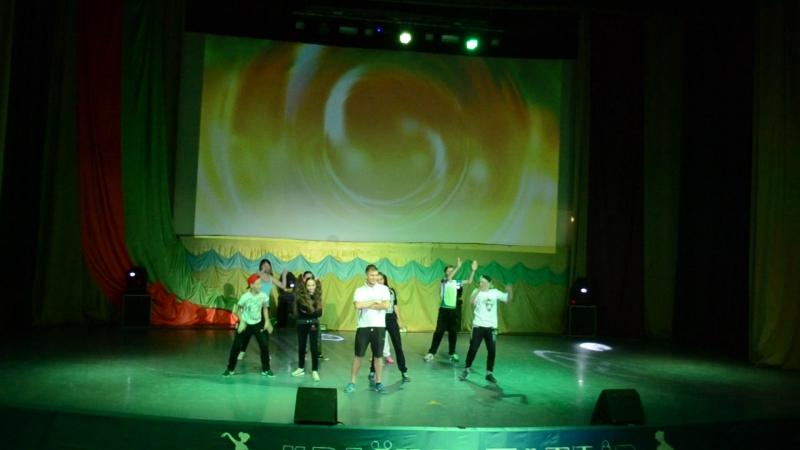 Країна танцю Молода гвардія Зоряний мегаполіс 8 район