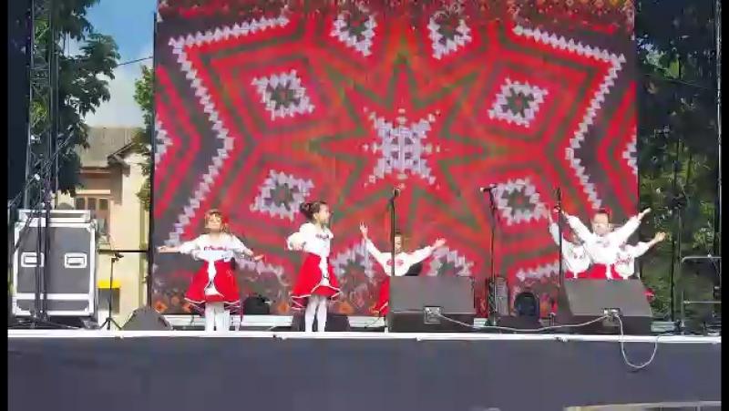 Ariadna danseaza de ziua orasului