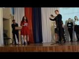 Н. Тулумбасова  и А. Мартынов (импровизация)