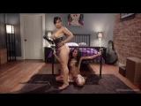 Sadie Santana, Mia Li - Noisy Neighbor Conflict turned Kinky Lesbian Sex! SD