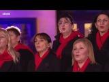 Кэти Мелуа и женский грузинский хор