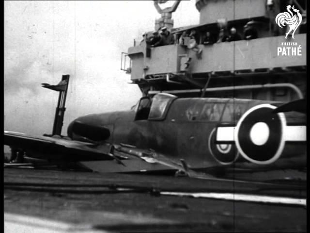 Fleet Air Arm Off Australia (1947)