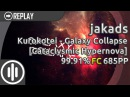 Osu!mania jakads Kurokotei - Galaxy Collapse Cataclysmic Hypernova FC 99.91 685pp 1