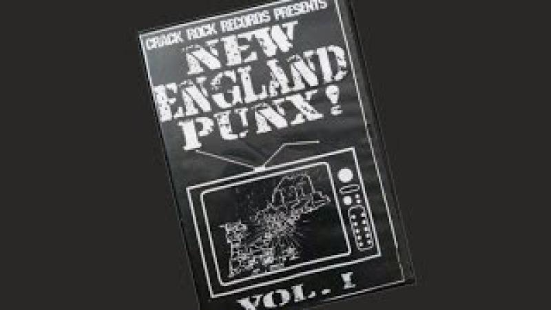 New England Punx! Vol 1 - APolitical