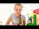 Куколки Monster High Монстр Хай! Маша Карчевская и Лагуна сочиняют стихи. Видео для девочек