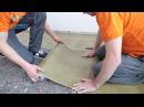 Супер эффективная шумоизоляция звукоизоляция пола в квартире Плавающая стяжк